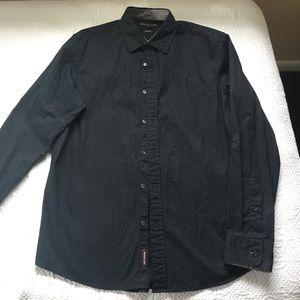 Men's Michael Kor's button up blouse